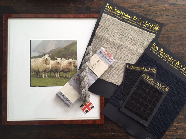 Fox Brothers exploring the use of British Wool