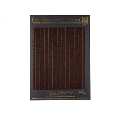290g Chocolate Chalk Stripe
