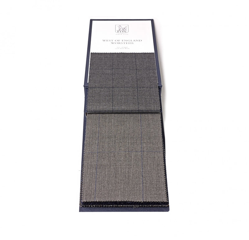 Classic Grey Archive Windowpane
