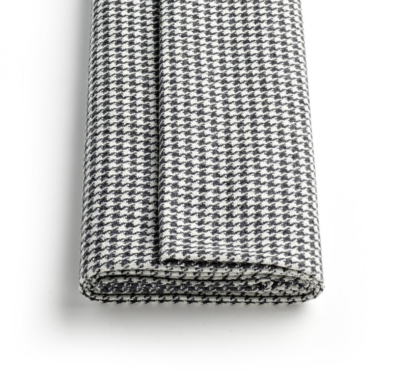 Classic Houndstooth Jacketing