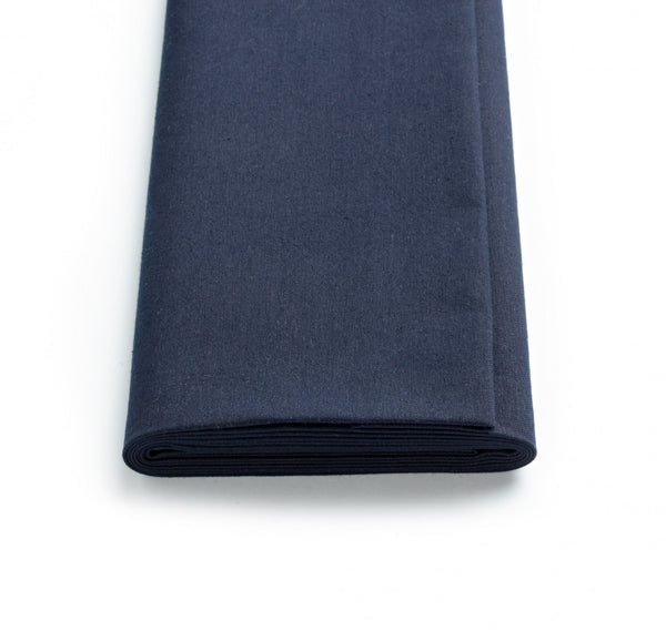 Dark Navy Fox Cotton Khakee