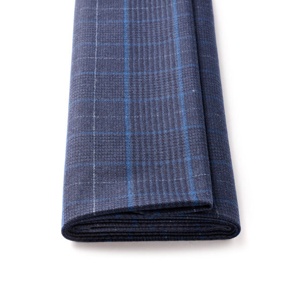 Clatworthy Windowpane Glen Check
