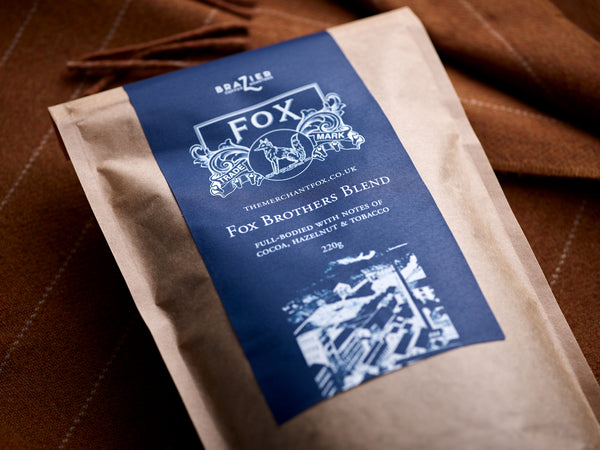 Fox Coffee Beans