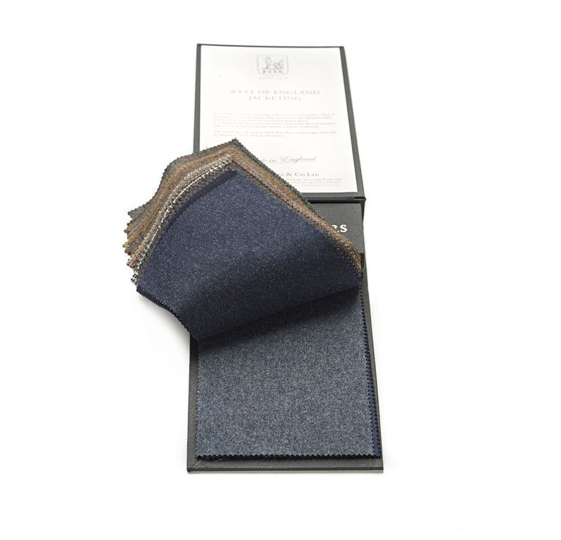 Fox Slate Blue Jacketing