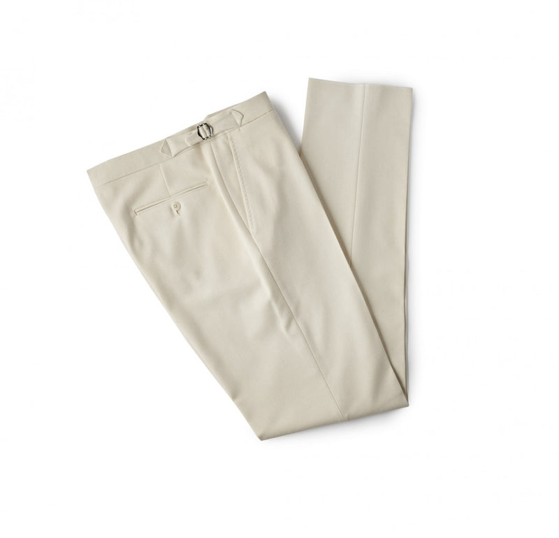 Fox Flannel Cricket White Trousers
