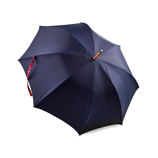 Francesco Maglia Navy Blue and Red Umbrella.