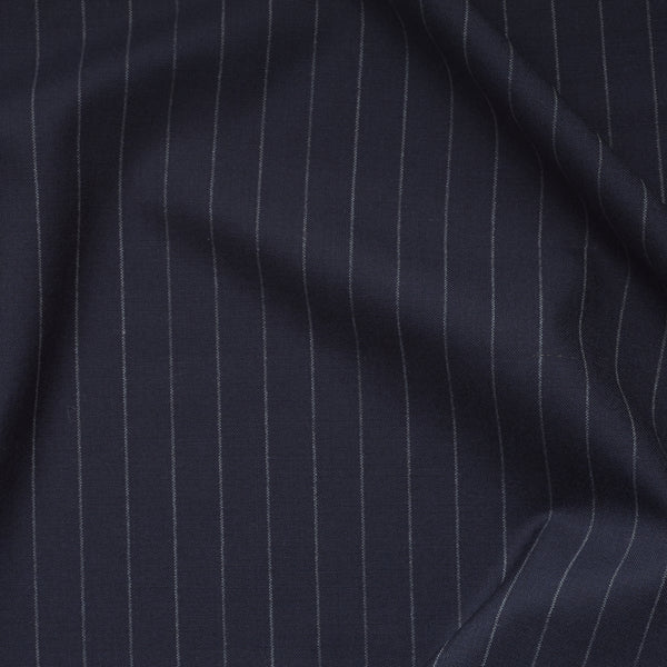 Golden Fox Wide Midnight Pinstripe