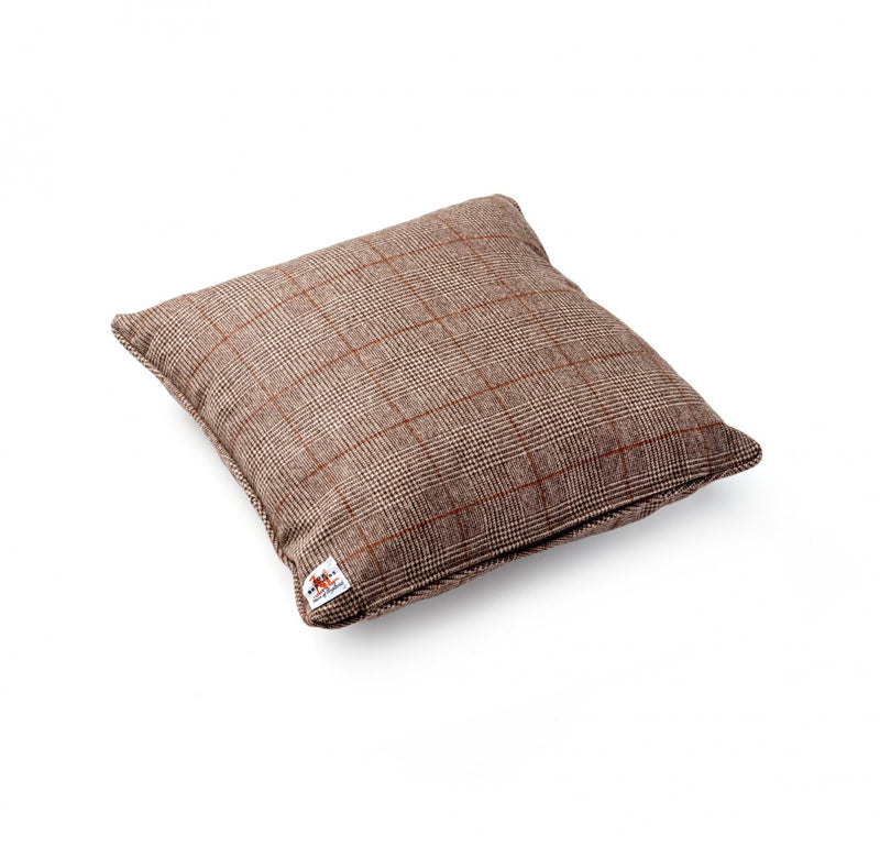 Hazel Glen Check Cushion
