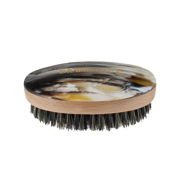 Horn Military Hair Brush