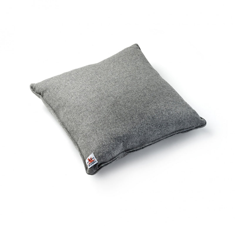 Mid-Grey Flannel Cushion