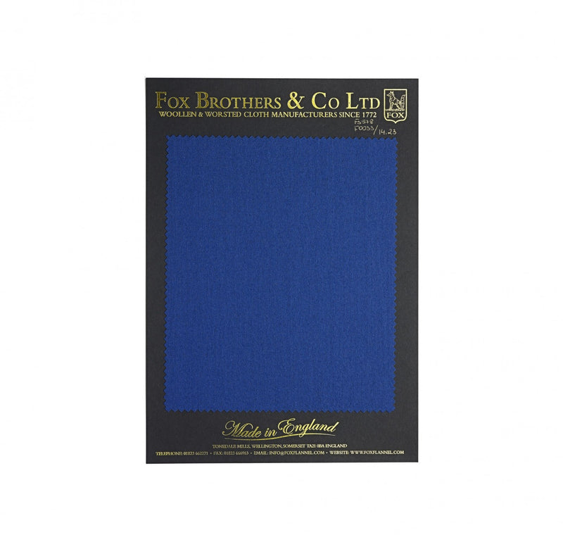 Queen's Award Blue Flannel
