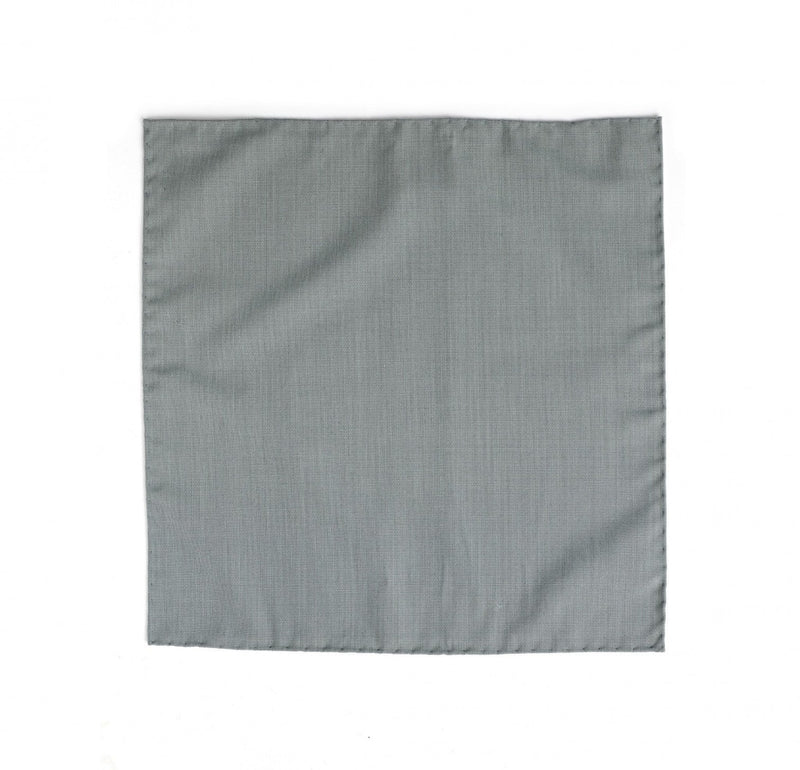 Sage Silk Pocket Square