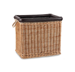 Somerset Willow Log Basket