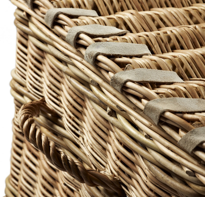 Somerset Willow Small Wool Work Basket