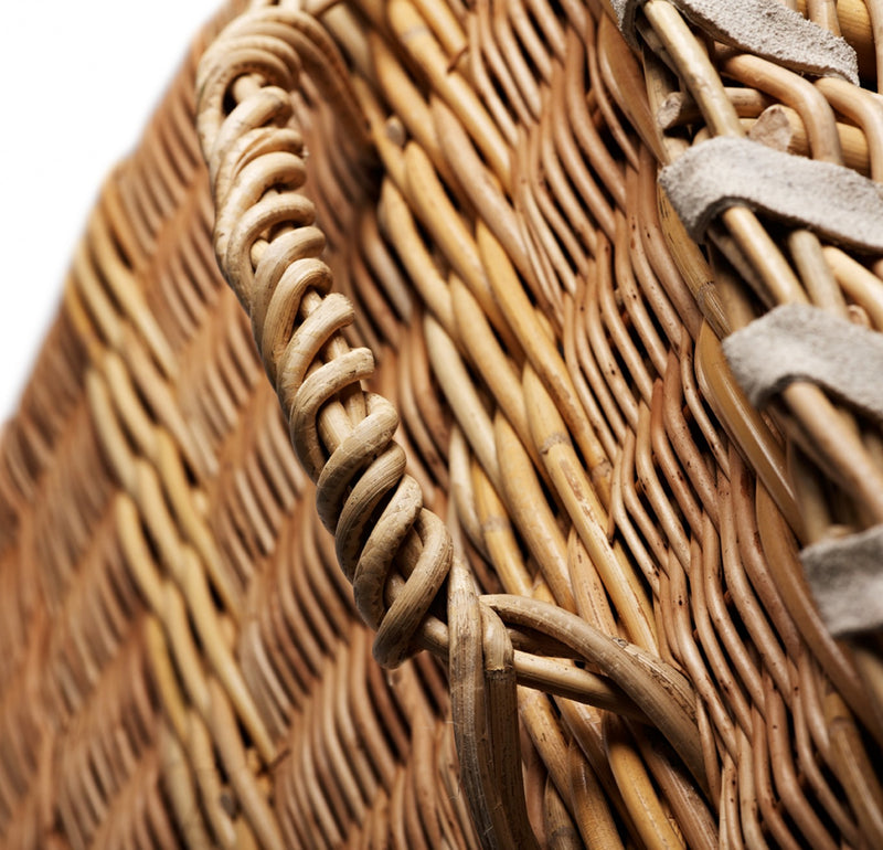 Somerset Willow Wool Work Basket