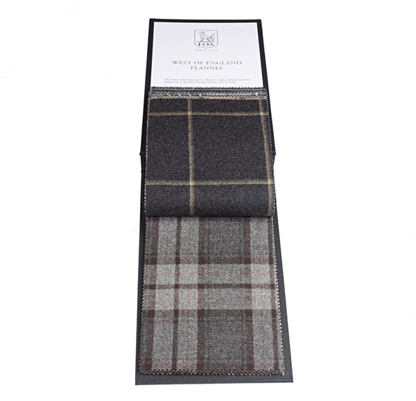 The Char Brown Longforth Check