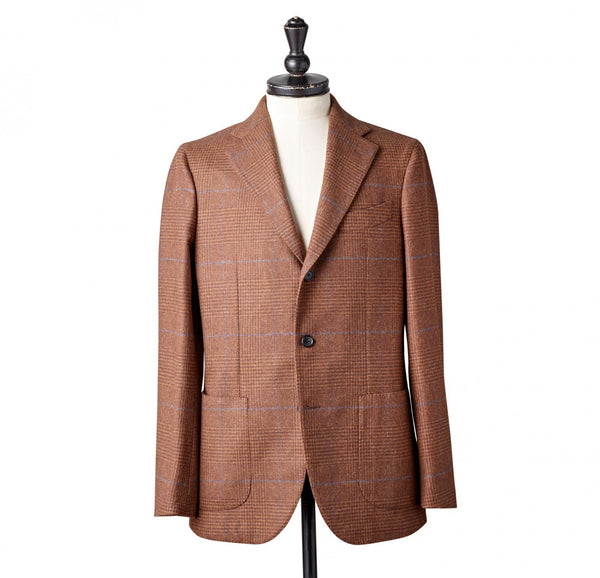 The Merchant Chestnut Prince of Wales Blazer
