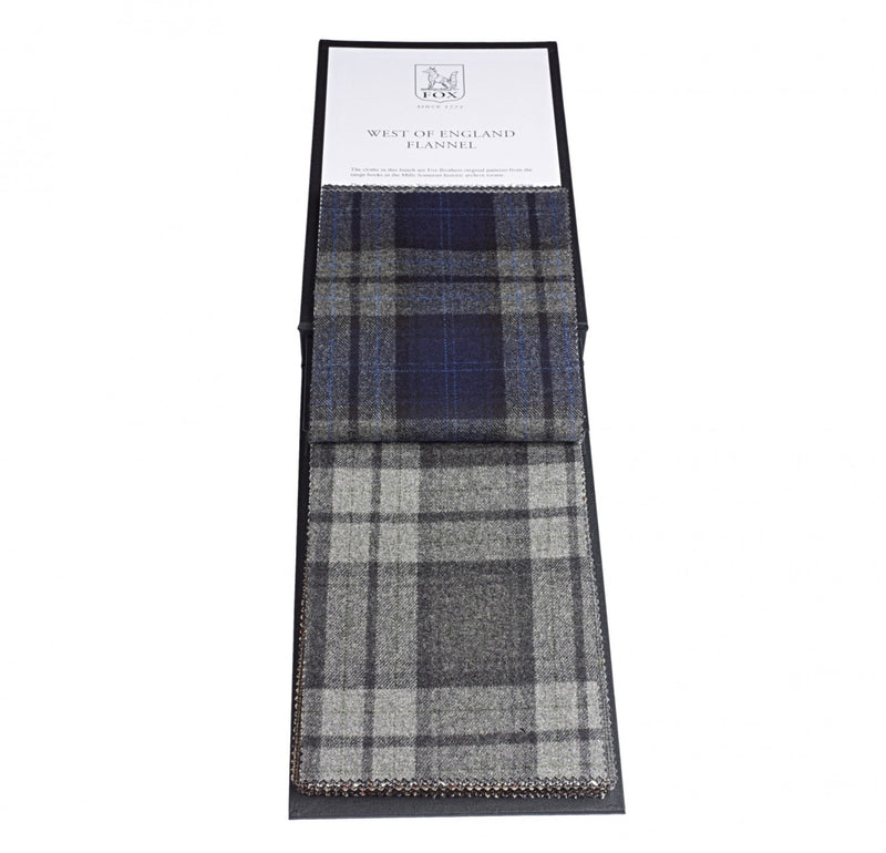 The Mid-Grey Longforth Check