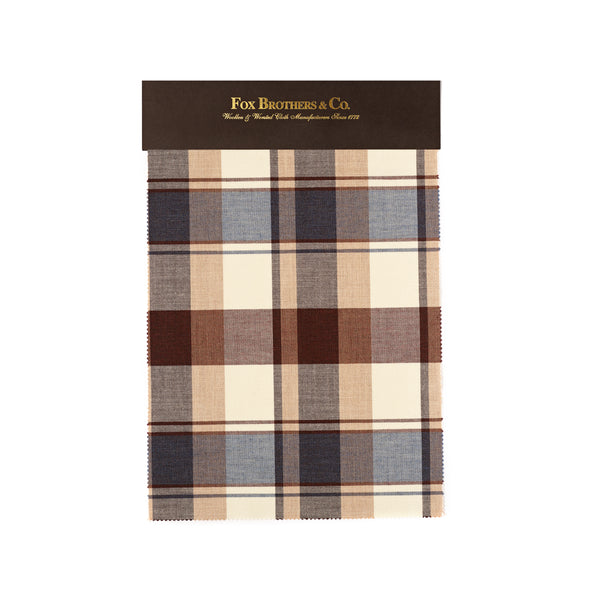 Large Madras Check