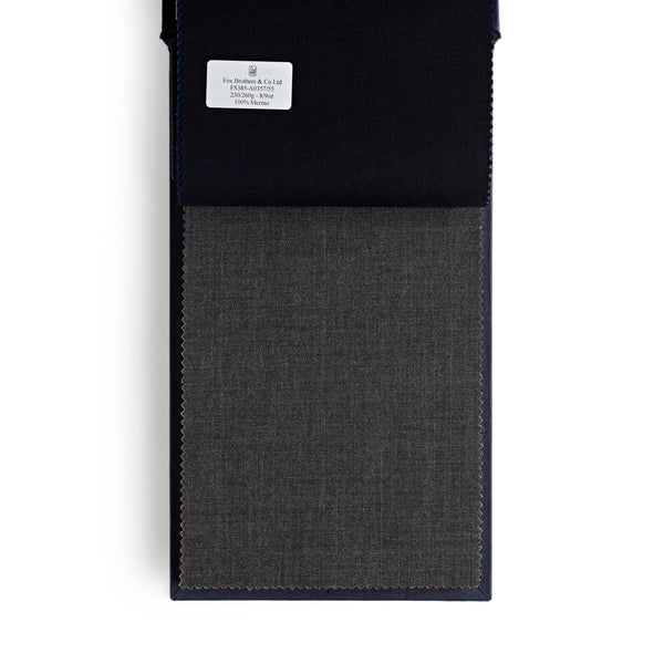 Golden Fox Plain Grey
