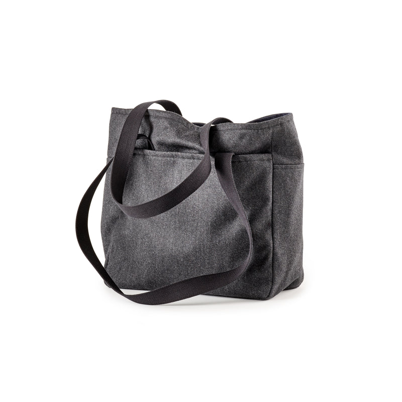 Fox Charcoal Covert Tote Bag