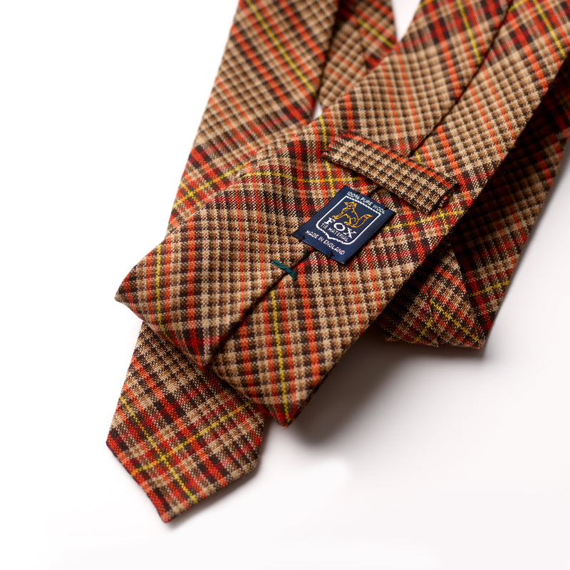 The Fox Negroni Tie