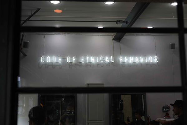 "The ""ethical"" future"