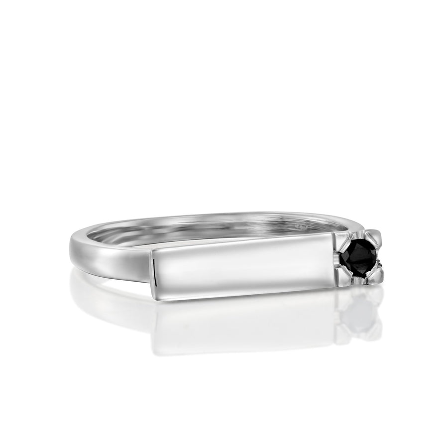 Chic - Side black ring