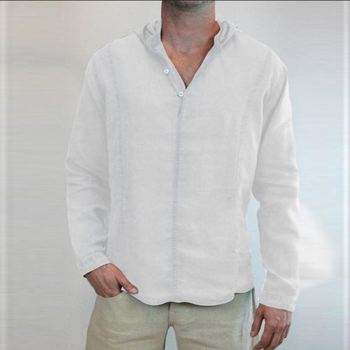 Men's Fashion  Casual Style Long Sleeve T-Shirts