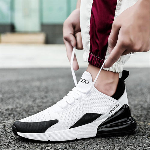 Men's Air Cushion Casual Trend Sneakers