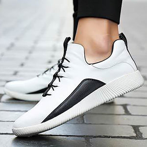 Men's soft bottom business casual shoes