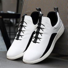 Load image into Gallery viewer, Men's soft bottom business casual shoes