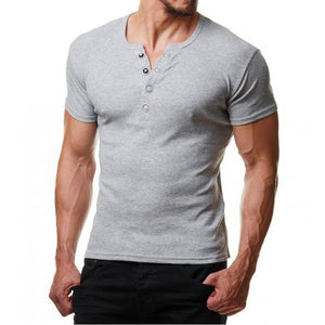 Basic Slim Fashion Short T-shirts