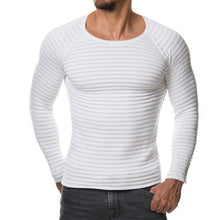 Load image into Gallery viewer, Fashion Mens  Round Neck Sweater 6 Colors