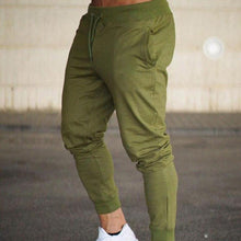 Load image into Gallery viewer, Cotton Slim Jogger Pants