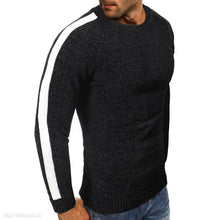 Load image into Gallery viewer, Striped Crew Neck Sweater 3 Colors