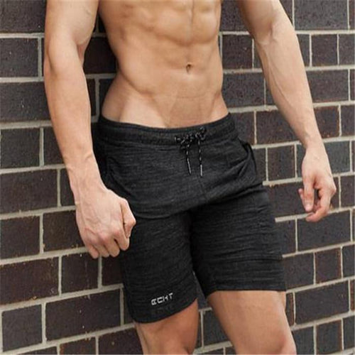 Fashion Casual Sport Elastic Waist Short Pants