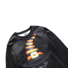 Load image into Gallery viewer, Fashion Round Collar Printed Hoodie