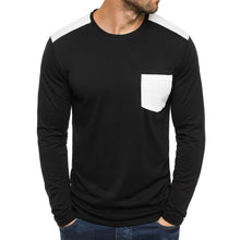Load image into Gallery viewer, Shoulder Stitching Long Sleeve 3 Colors