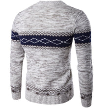 Load image into Gallery viewer, Fashion Round Collar National Style Thicken Sweater