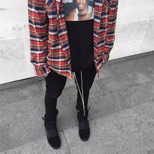 Load image into Gallery viewer, Casual Plain Street Style Elastic Waist Pants