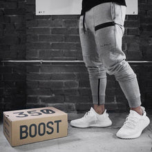 Load image into Gallery viewer, Fashion Casual Plain Zipper Sport Pencil Pants