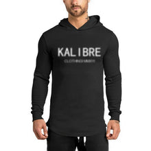 Load image into Gallery viewer, Casual Letter Printed Loose Sport Running Hoodie