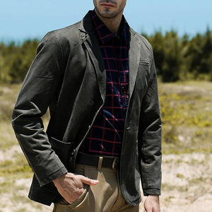 Jeep Shield Men's Casual Blazer