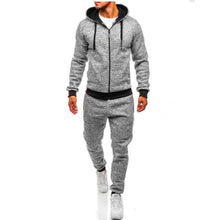 Load image into Gallery viewer, Men's Sports And Leisure Fashion Cardigan Suit In Autumn And Winter