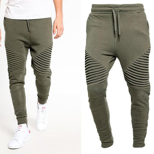 Men's Jogging Slim Feet Casual Sports Trousers