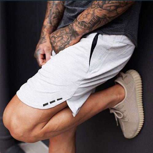 Thin Section Slim   Sweat-Absorbent Breathable Shorts