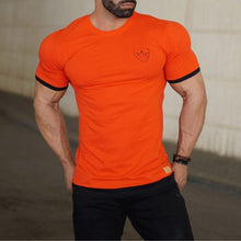 Load image into Gallery viewer, Casual Sport Muscle T-Shirt