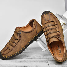 Load image into Gallery viewer, Men's large manual casual shoes