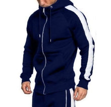 Load image into Gallery viewer, Men Hooded Sport Suits
